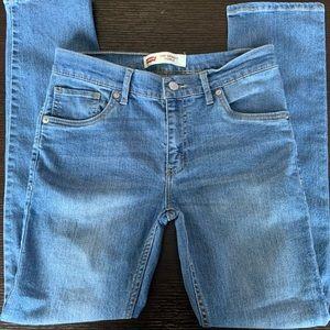 Levi's 510 skinny jean size 16 reg